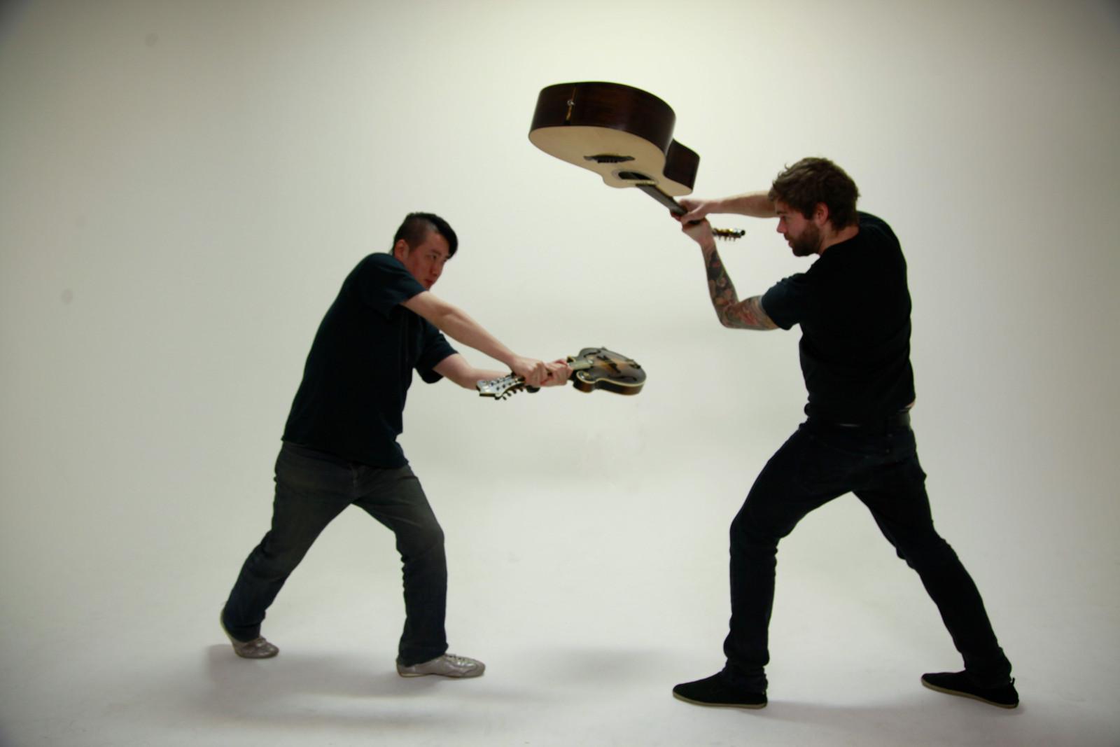 Jordan McConnell & Taro Inoue
