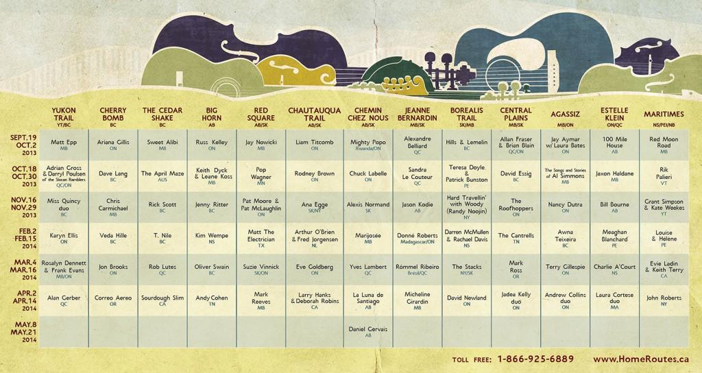 homeroutes-schedule