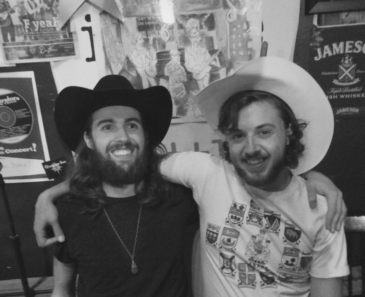 Micah Erenberg & Logan Mckillop