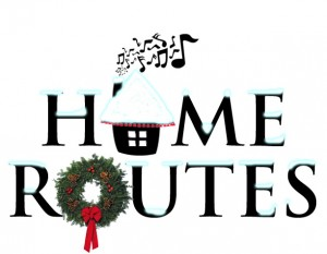 Home Routes Xmas Logo
