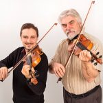 Twin Fiddles: Gordon Stobbe & JJ Guy
