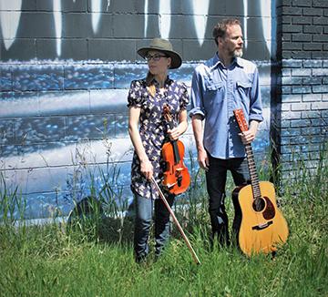 Miriam & Jeff